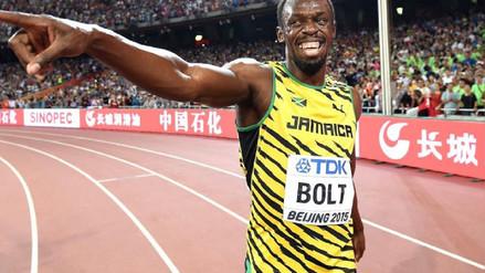 Usain Bolt confesó su fanatismo por esta selección sudamericana