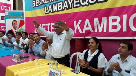 Candidato de PPK en Mochumí muere de edema cerebral en Lima