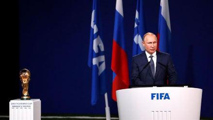Putin inaugurará mañana el Mundial sin líderes occidentales en el estadio