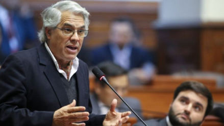 Congresistas no agrupados piden que se rechace ley de publicidad estatal