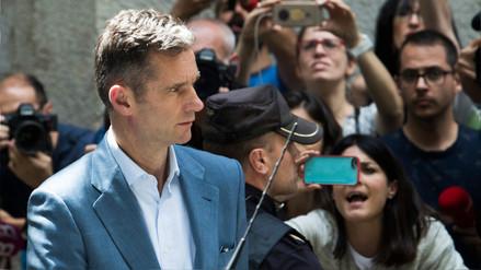 El cuñado del rey de España tiene 5 días para ingresar en prisión