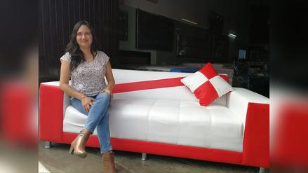 Fiebre del Mundial Rusia 2018: venden mueble mundialista en Trujillo