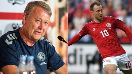 DT de Dinamarca comparó a Christian Eriksen con Cristiano Ronaldo y Lionel Messi