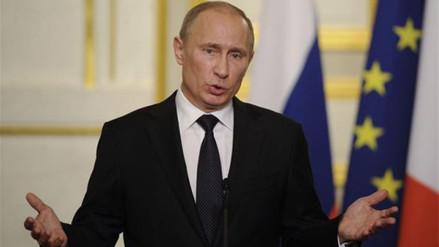 Vladímir Putin señaló que el fútbol está al margen de la política en Rusia 2018