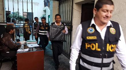 Fiscalía Anticorrupción incauta CPU de Cofopri en Arequipa