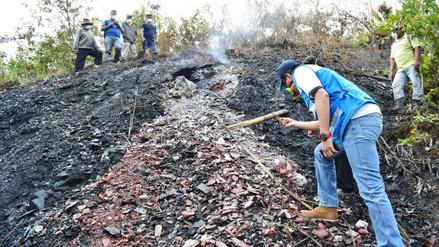 Ayacucho | IGP descartó cualquier actividad volcánica en el distrito  de Anchihuay