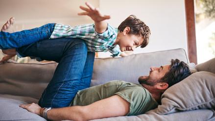 Relación padre e hijo influye en el desarrollo social y emocional de los niños