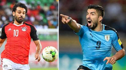 Uruguay vs. Egipto EN VIVO: horario, fecha y canal del partido
