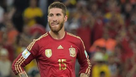 Sergio Ramos salió a defender el honor de España previo al debut en Rusia 2018