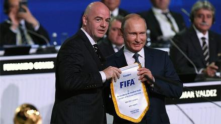 Vladímir Putin, el impulsor del Mundial en Rusia al que no le gusta el fútbol