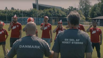 Dinamarca envió nuevo saludo a Perú previo a partido por el Mundial