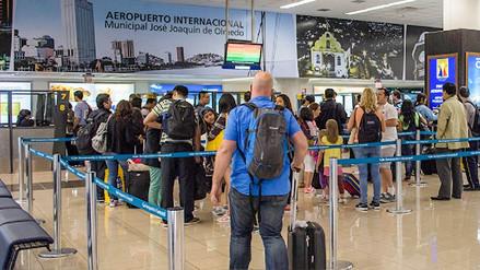 Un libanés podrá salir de Ecuador tras quedar varado más de un mes en un aeropuerto