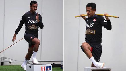 Así entra en 'calor' la Selección Peruana antes de los entrenamientos en Rusia 2018