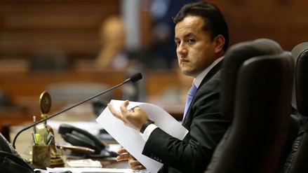 Comisión declaró improcedente el pedido para levantar inmunidad de Richard Acuña