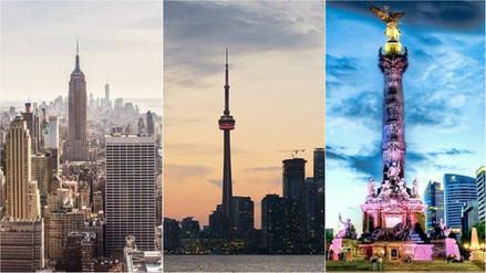 Mapa | Las ciudades de Estados Unidos, México y Canadá que buscan ser sedes del Mundial 2026