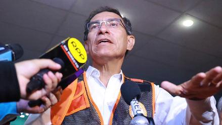 Vizcarra rechaza norma contra publicidad estatal: