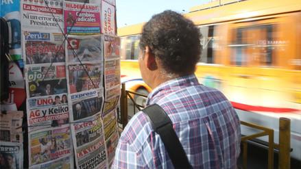 Sociedad Interamericana de Prensa condenó ley de publicidad que fue aprobada en el Congreso