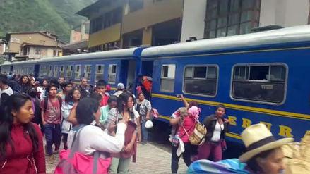 Cusco: trabajadores de PeruRail suspenden servicios por paro de 48 horas