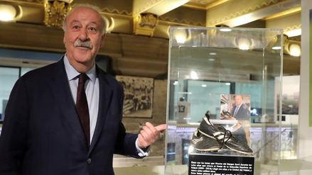 """Vicente del Bosque: """"La destitución de Lopetegui no afectará al equipo"""""""