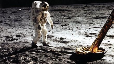 EE.UU.  Demandan a la NASA por una muestra de polvo lunar que regaló Neil Armstrong