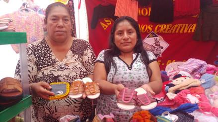 Artesanas de Santa Rosa lanzan al mercado productos a base de piel de pescado