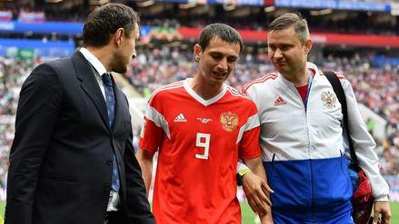 El drama de Alan Dzagoev, la estrella de Rusia perseguida por las lesiones
