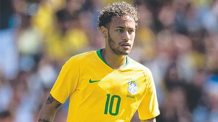 """Neymar: """"Si jugaba no hubiéramos perdido por 7 a 1 ante Alemania"""""""
