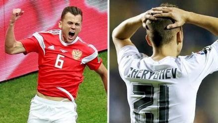 Cheryshev pasó de ser 'villano' en el Madrid a destacar en Rusia 2018