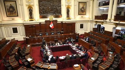Comisión de Constitución aprobó dictamen que delega facultades legislativas al Gobierno