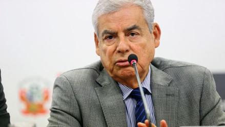 """Villanueva sobre la ley de publicidad estatal: """"Vamos a ir a un tema de inconstitucionalidad"""""""