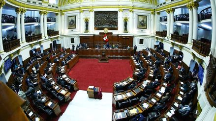 Pleno aprueba delegación de facultades legislativas a la Comisión Permanente del Congreso