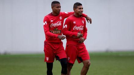 Perú entrenó por última vez en el Arena Khimki antes de jugar contra Dinamarca