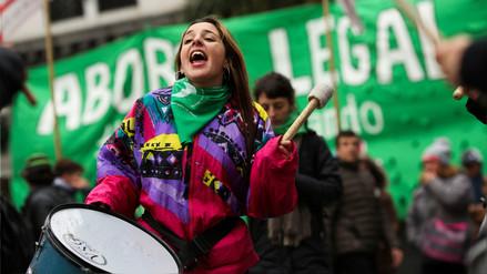 Cámara de Diputados de Argentina aprobó la legalización del aborto