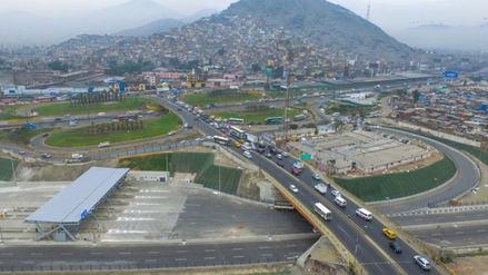 Municipalidad de Lima entregará la Vía Expresa Línea Amarilla este viernes