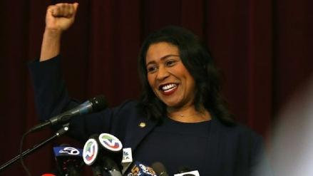 San Francisco elige por primera vez a una afroamericana como alcaldesa