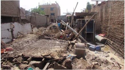 Denuncian demora en construcción de viviendas por Niño costero en Trujillo