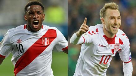 Perú vs. Dinamarca EN VIVO: hora, fecha y canal del partido por el Grupo C