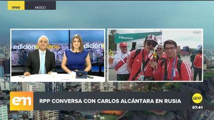 Rusia 2018: Carlos Alcántara compara el juego de Perú con el de Brasil [VIDEO]