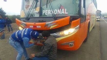 Sancionan a transportistas informales en Laredo