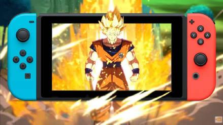 Así será Dragon Ball FighterZ para Nintendo Switch