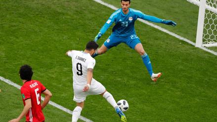 Uruguay 1 - 0 Egipto: resumen, resultado y goles