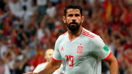 El golazo de Diego Costa para empatar el España vs. Portugal por Rusia 2018