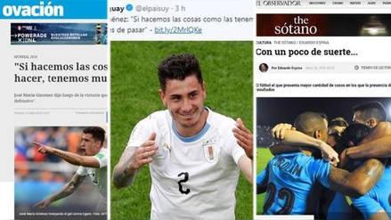 Así reaccionó la prensa charrúa tras el triunfo de la Selección de Uruguay