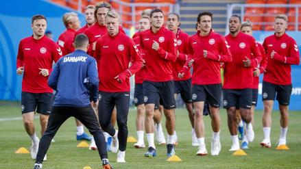 Esta figura de Dinamarca podría perderse el duelo frente a la Selección Peruana