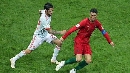 5 momentos del España vs. Portugal, el partido digno de un Mundial