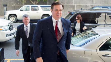 Una jueza ordenó la prisión preventiva para el exjefe de campaña de Donald Trump