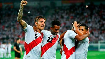 EN DIRECTO | Perú vs Dinamarca: por el debut en el Mundial Rusia 2018