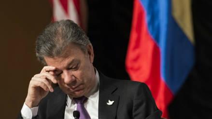 Juan Manuel Santos termina su mandato sin alcanzar alto al fuego con el ELN