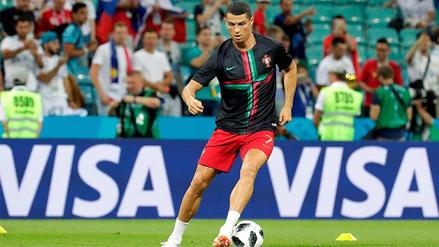 Cristiano Ronaldo y los récords que alcanzó en su debut con Portugal por Rusia 2018