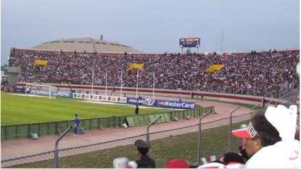 Defensa Civil se defiende de cuestionamientos por estadio Mansiche